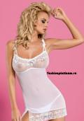 Где купить женскую комбинацию: белая комбинация в интернет-магазине, бельё от 499 руб./ цены, фото, отзывы в интернет магазине Fashionplatinum.ru