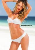 Красивые белые купальники: где купить белый купальник бандо, бельё от 499 руб./ цены, фото, отзывы в интернет магазине Fashionplatinum.ru