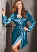 Красивые пеньюары: купить недорого голубой пеньюар халат, бельё от 499 руб./ цены, фото, отзывы в интернет магазине Fashionplatinum.ru